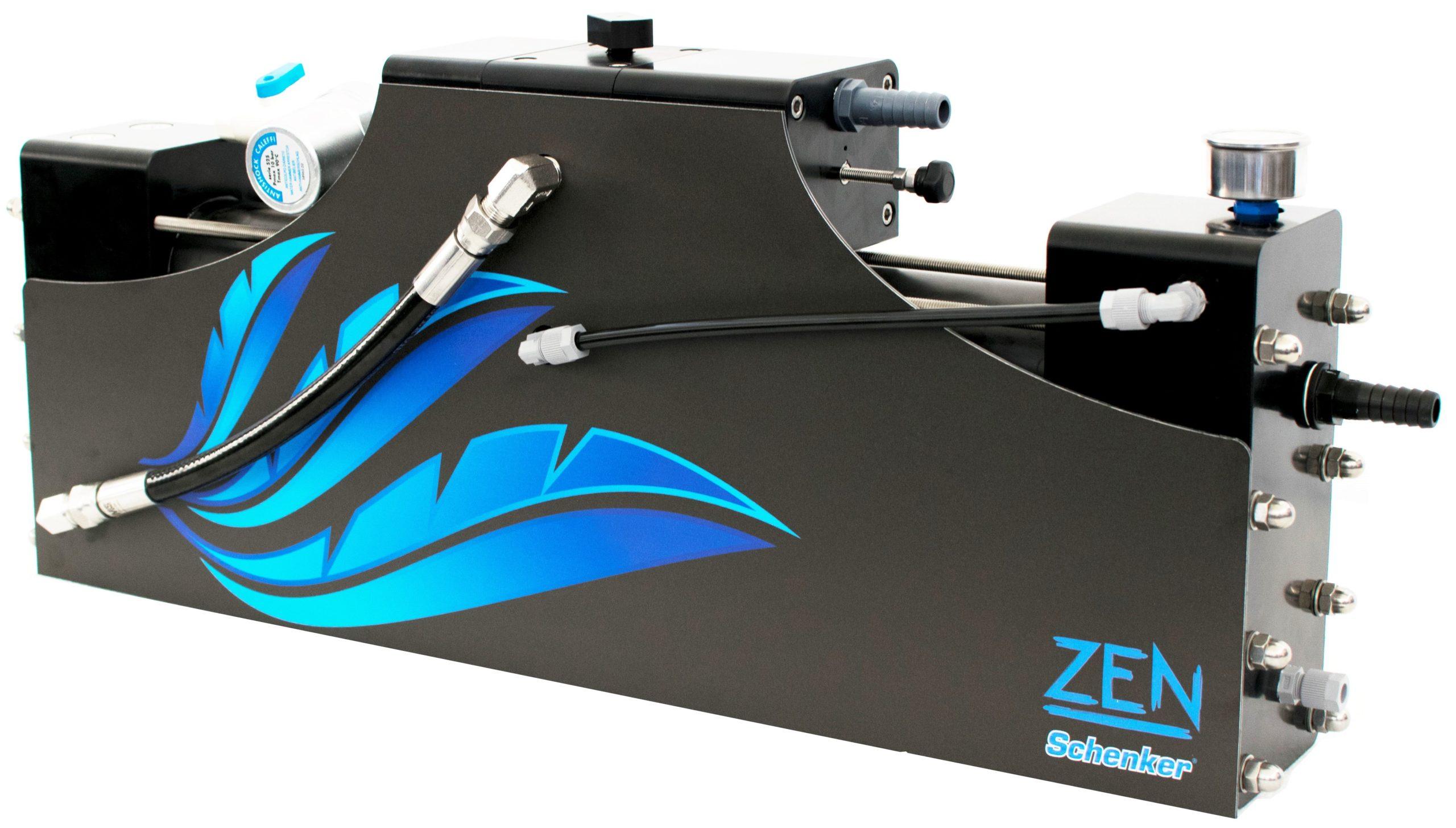 造水機ZEN30(海水淡水化装置)
